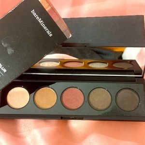 Bare minerals bounce and blur eye Shadow pallet